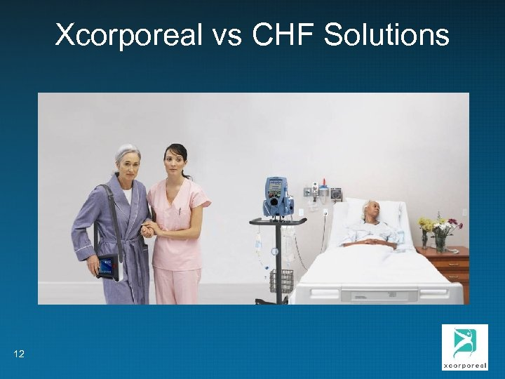 Xcorporeal vs CHF Solutions 12