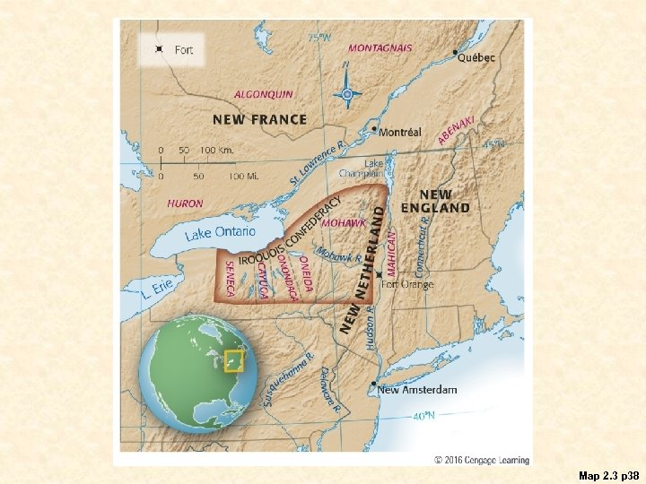 Map 2. 3 p 38