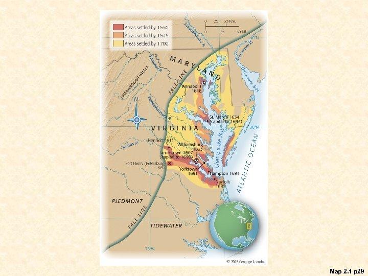 Map 2. 1 p 29