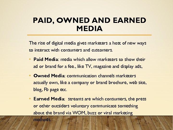 widespread use of digital media media essay 2018-10-08 influence of mass media jump to  widespread use of television indicated its unprecedented power on social lives  the rise of digital media,.