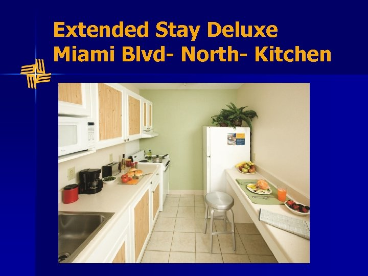 Extended Stay Deluxe Miami Blvd- North- Kitchen