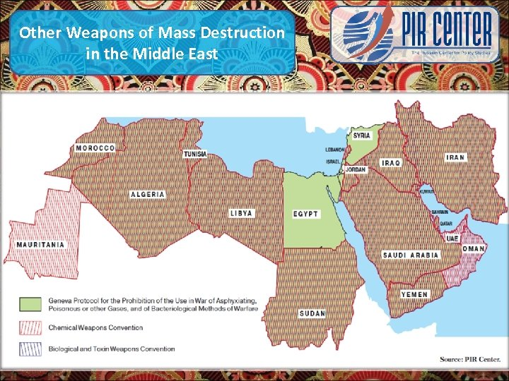 Other Weapons of Mass Destruction in the Middle East