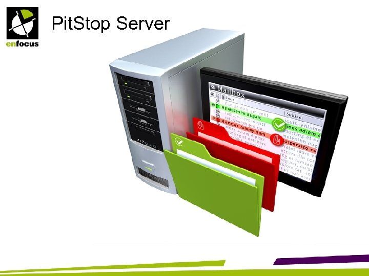Pit. Stop Server