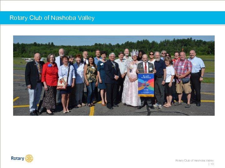 Rotary Club of Nashoba Valley | 10
