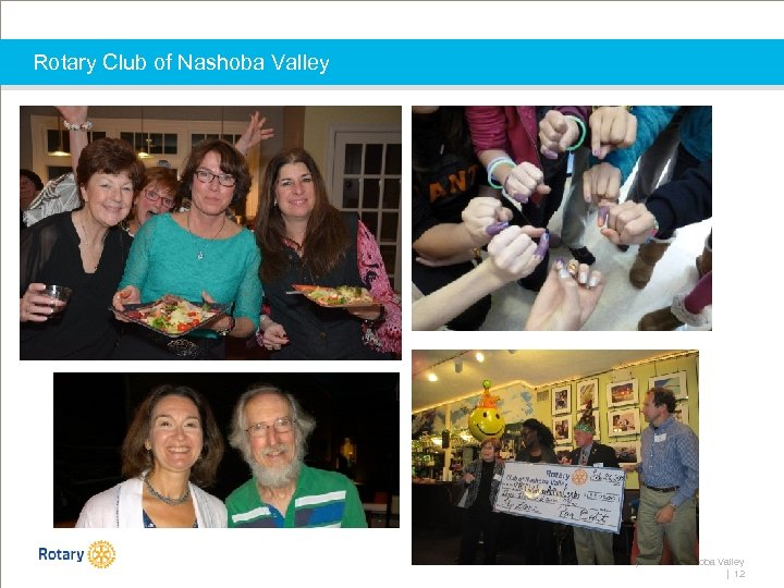 Rotary Club of Nashoba Valley | 12