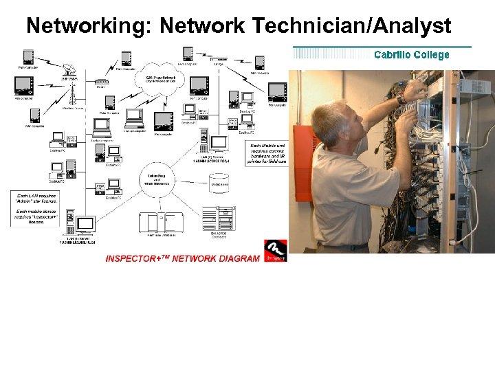 Networking: Network Technician/Analyst