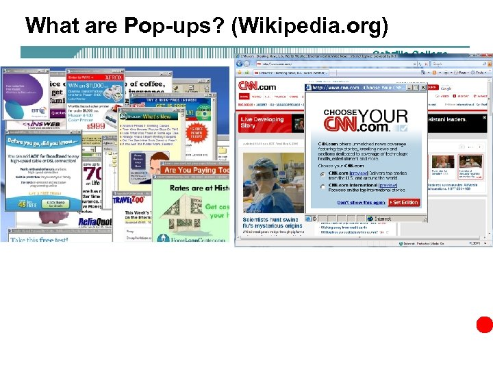 What are Pop-ups? (Wikipedia. org)