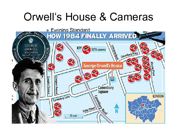 Orwell's House & Cameras » Evening Standard