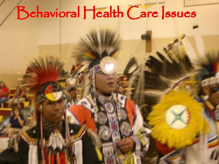 Behavioral Health Care Issues 14