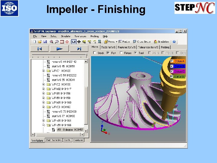 Impeller - Finishing
