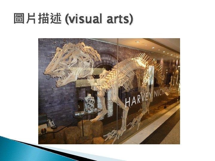 圖片描述 (visual arts)