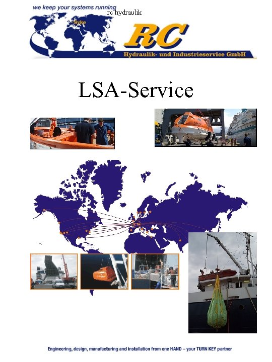 rc hydraulik LSA-Service