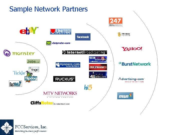Sample Network Partners