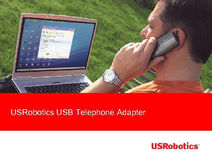USRobotics USB Telephone Adapter