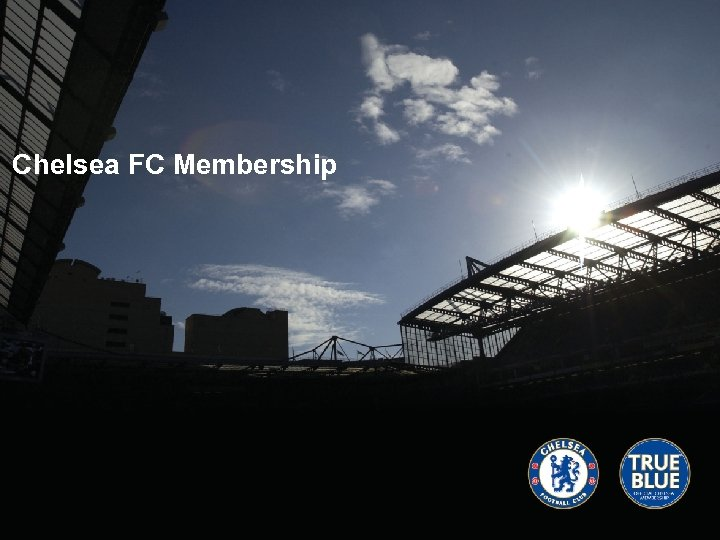 Chelsea FC Membership