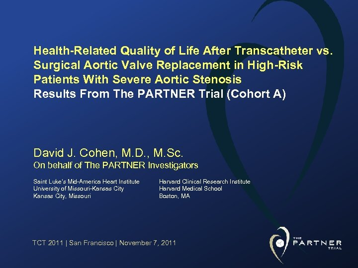 Health-Related Quality of Life After Transcatheter vs. Surgical Aortic Valve Replacement in High-Risk Patients