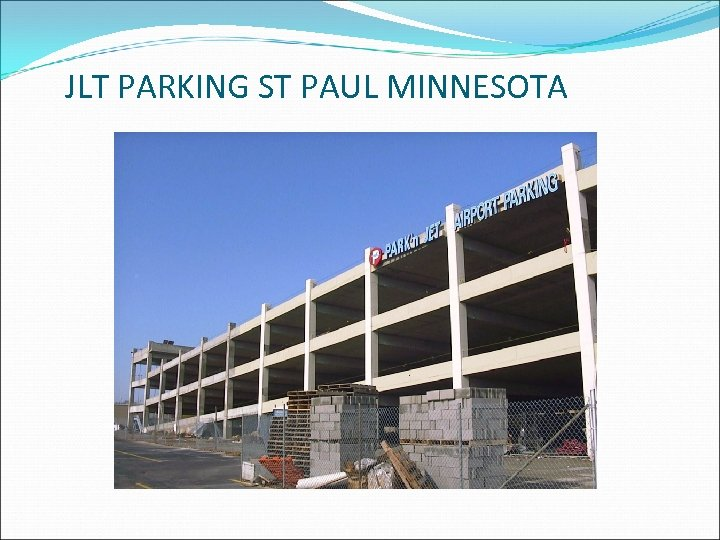 JLT PARKING ST PAUL MINNESOTA