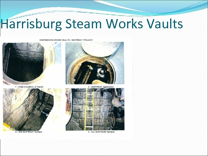 Harrisburg Steam Works Vaults
