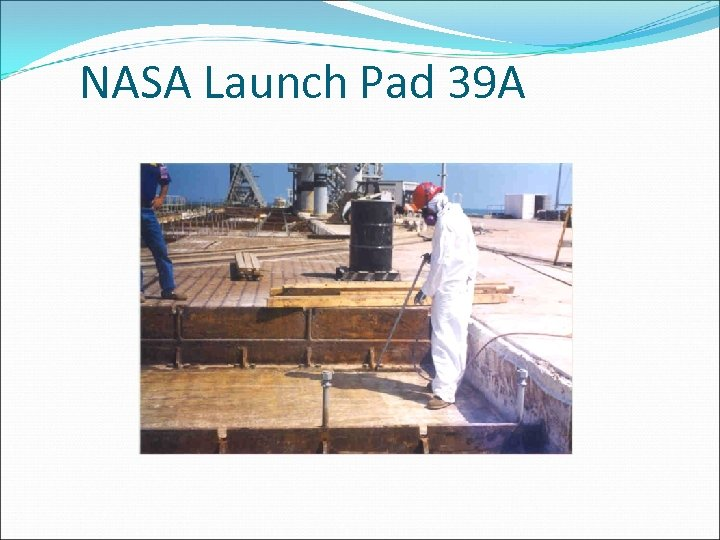 NASA Launch Pad 39 A