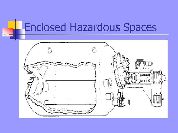 Enclosed Hazardous Spaces