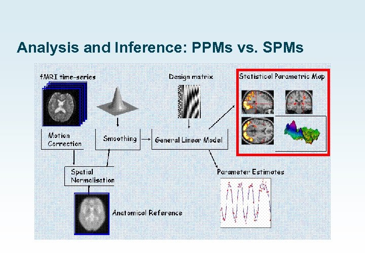 Analysis and Inference: PPMs vs. SPMs