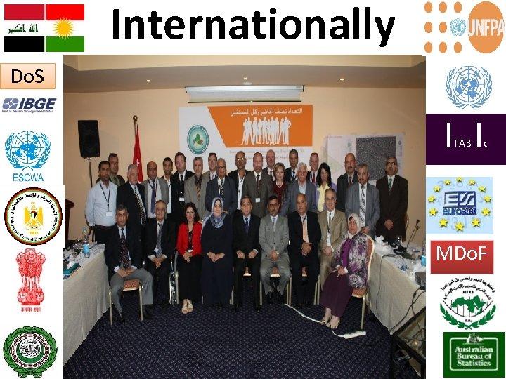 Internationally Do. S I I TAB- C MDo. F