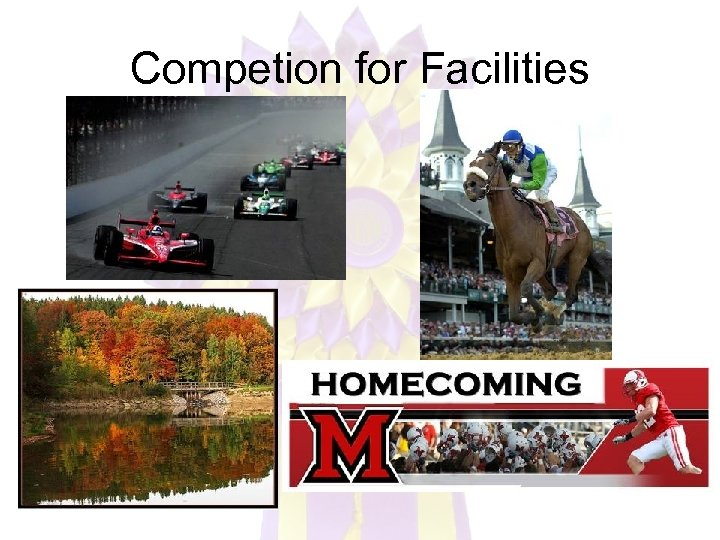 Competion for Facilities