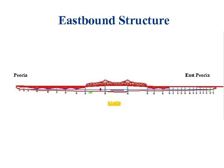 Eastbound Structure Peoria East Peoria