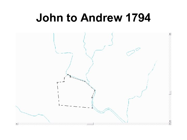 John to Andrew 1794