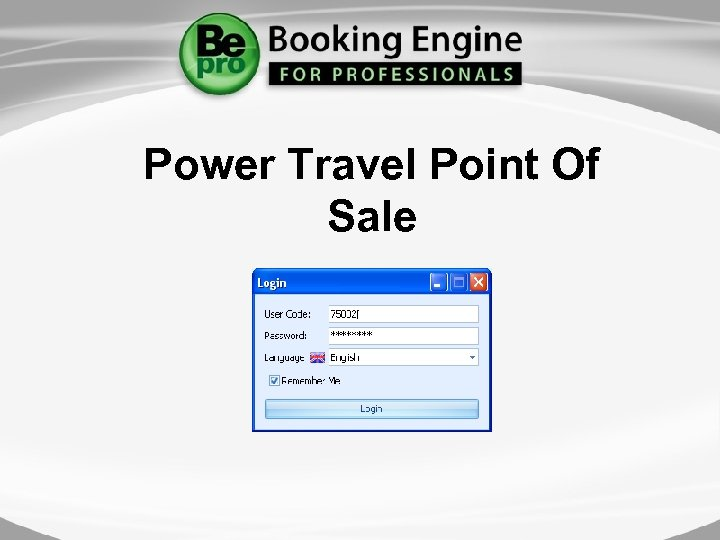 Power Travel Point Of Sale