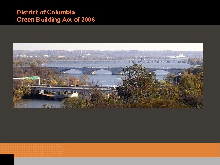 District of Columbia Green Building Act of 2006