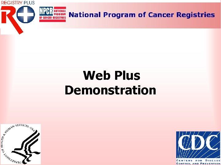 Web Plus Demonstration