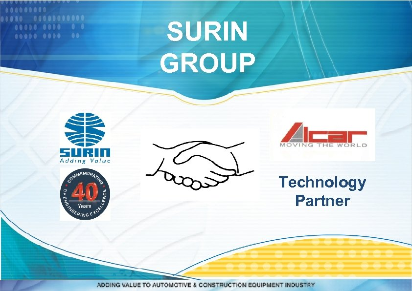 SURIN GROUP Technology Partner