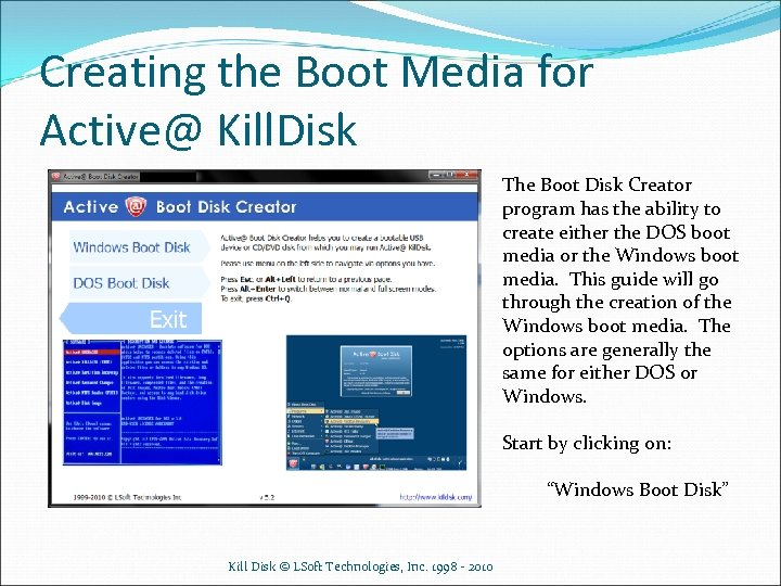 Administrator s and User s Guide for Active Kill Disk