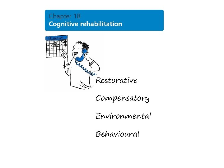 Restorative Compensatory Environmental Behavioural