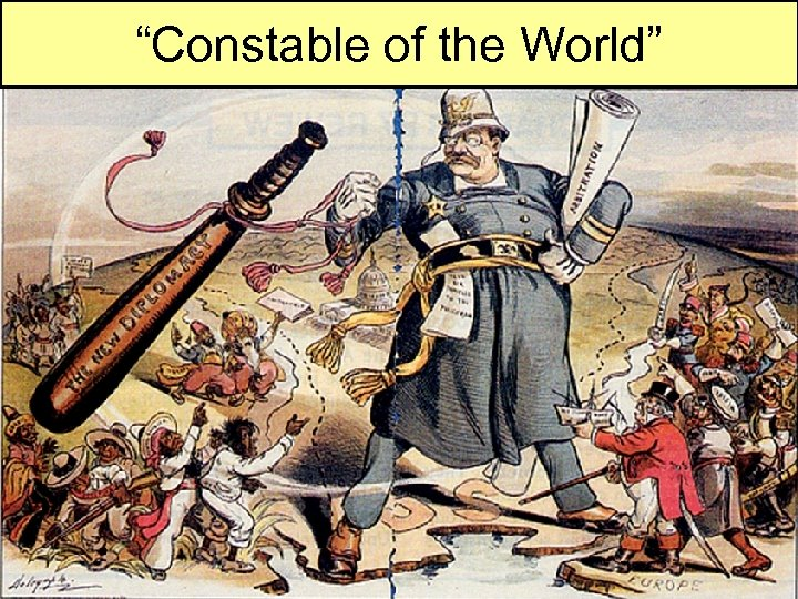 """""""Constable of the World"""""""
