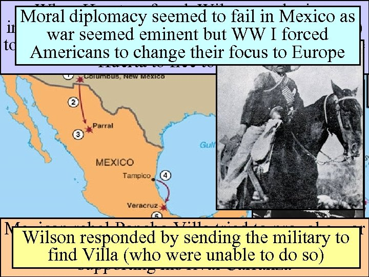 When Huerta recognize to fail in Mexico Wilson 1913, Mexican president Madero was as