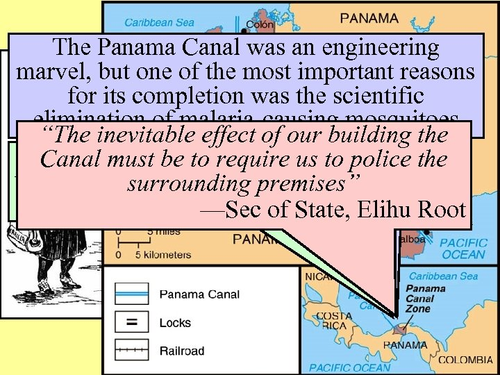The Panama Canal was an engineering marvel, but one of the most important reasons