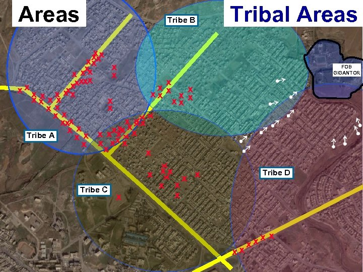 Areas Tribe B Tribal Areas xx xx xx x x xxx x x