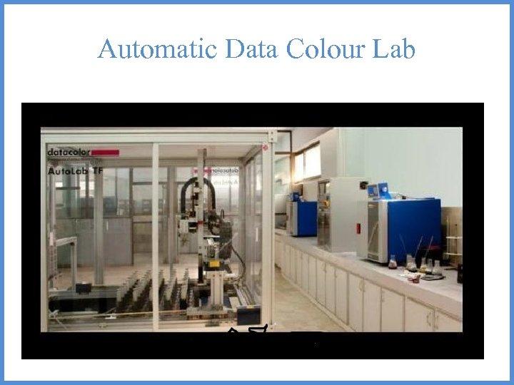 Automatic Data Colour Lab