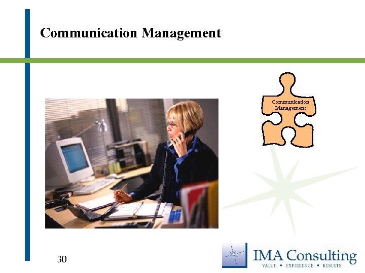 Communication Management 30