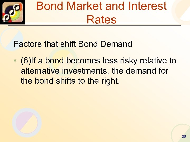 bonds and the bond market essay 5% foreign bonds in contrast, a treasury bond fund is made up exclusively of treasuries (of varying maturities depending upon which treasury fund you choose) despite the above arguments, i can't state strongly enough that of all the bond funds out there, vanguard's total bond market index fund.