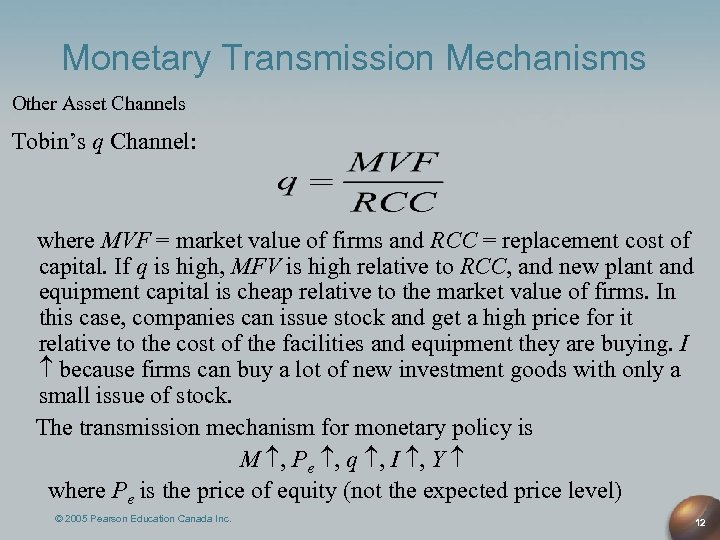 macroeconomic transmission mechanism of international oil This paper examines the macroeconomic effects of oil price shocks and the oil shock transmission mechanism in an oil-exporting country, canada.