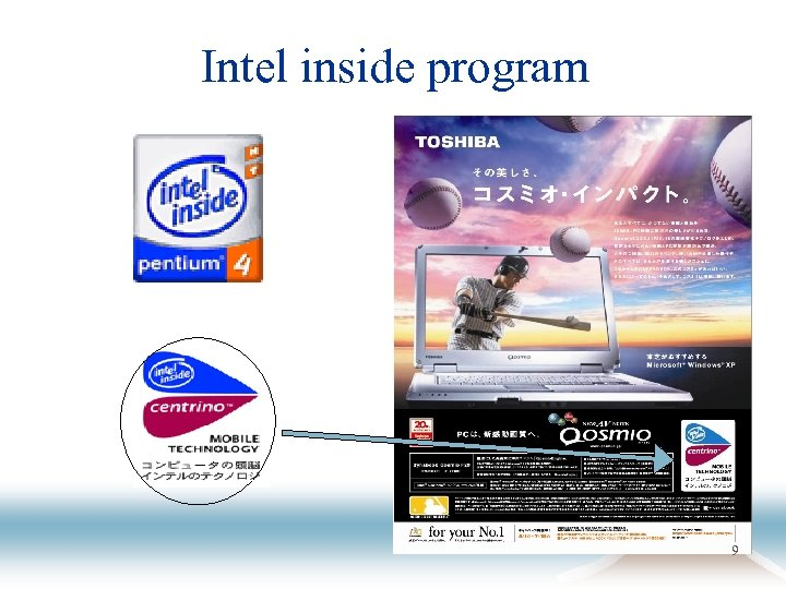 Intel inside program 9