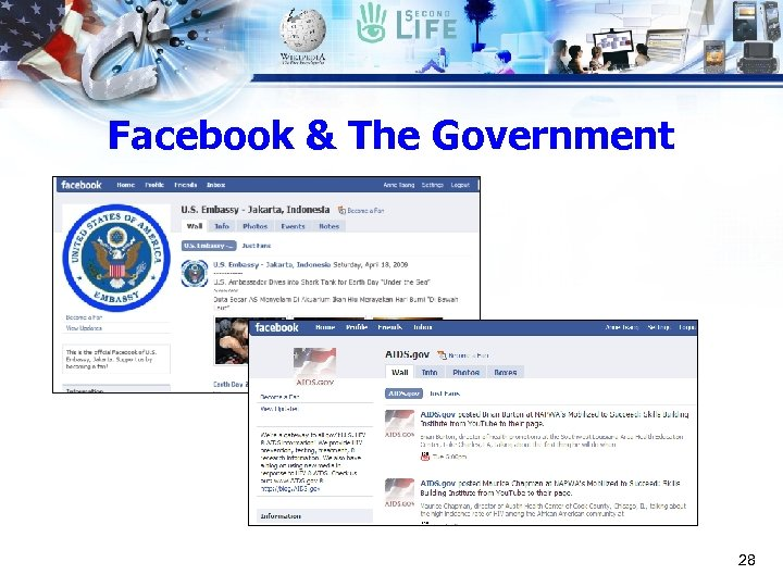 Facebook & The Government 28