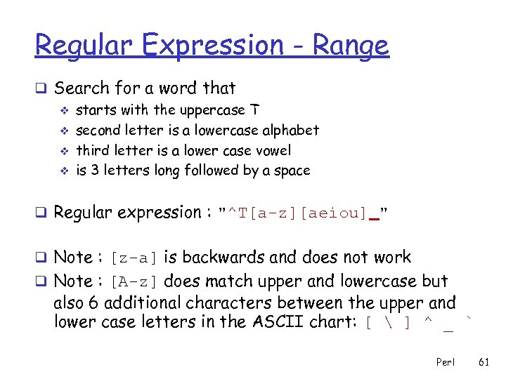 Regular Expression - Range q Search for a word that v starts with the