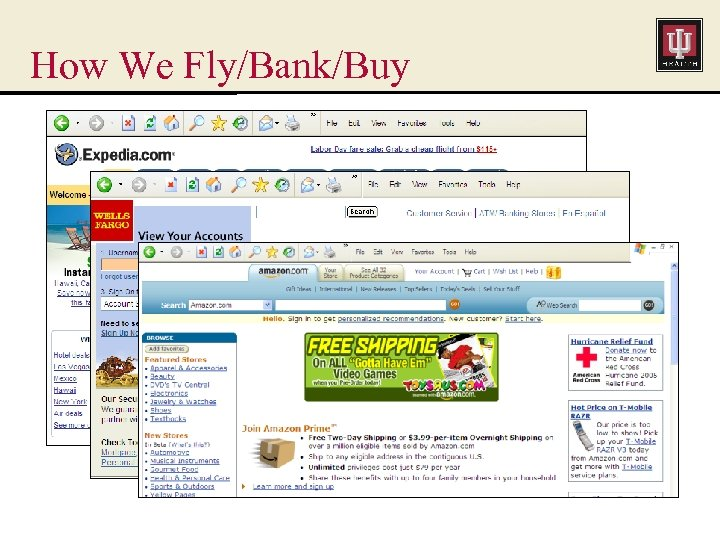 How We Fly/Bank/Buy