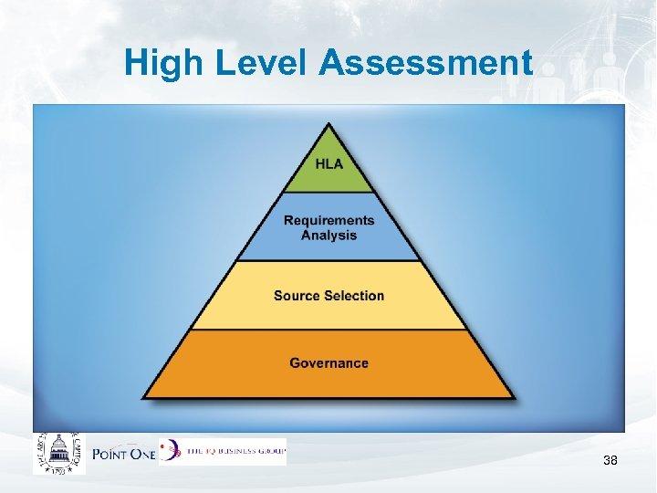 High Level Assessment 38