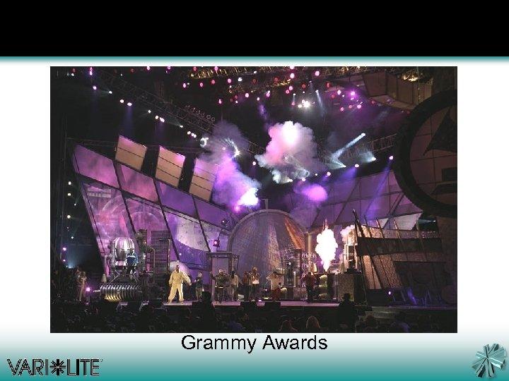 Other award shows Grammy Awards
