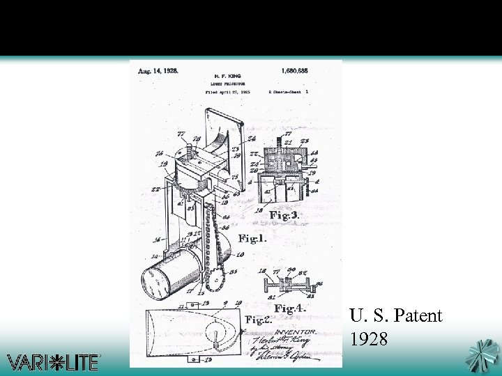 U. S. Patent 1928